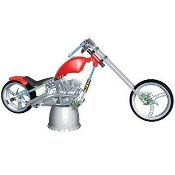 T-Rex Bike ブロック おもちゃ