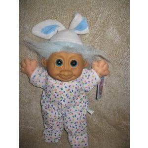 Troll Kidz 12 Inch Bugsy Bunny Doll (青 Hair) ドール 人形 フィギュア