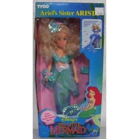 Tyco Disney's (ディズニー) The Little Mermaid (リトルマーメイド) Ariel's Sister Arista New in the
