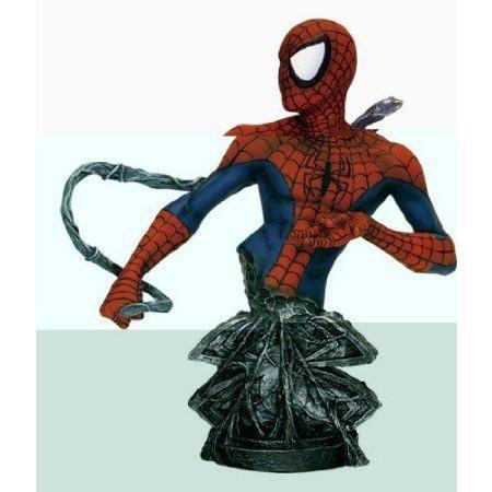 Ultimate Spider-Man (スパイダーマン) : Spider-Man (スパイダーマン) Bust フィギュア おもちゃ 人形