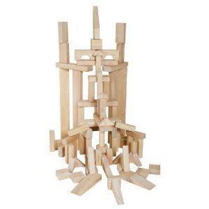 Unit Blocks - 86 Piece Set ブロック おもちゃ