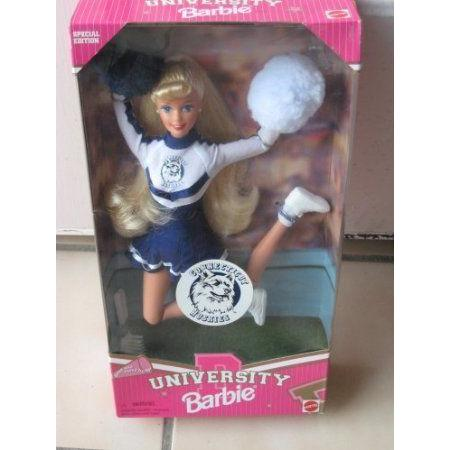 University Barbie(バービー), Connecticut Huskies ドール 人形 フィギュア