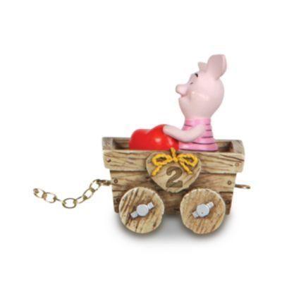 USディズニー公式(Disney) ピグレット くまのプーさん フィギュア 人形 置物 プレシャスモーメンツ