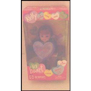Valentines Kelly Barbie(バービー) Doll Lil' Heart 赤head Jenny Sweet ドール 人形 フィギュア