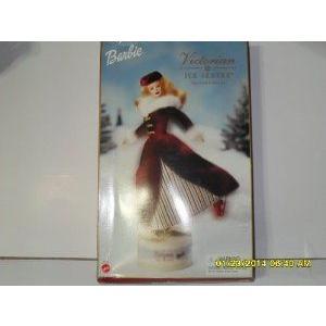 Victorian Ice Skater Barbie(バービー) ドール 人形 フィギュア
