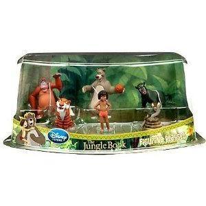 Walt Disney (ディズニー) The Jungle Book フィギュア プレイセット
