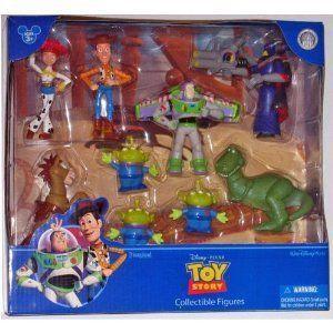 Walt Disneys Exclusive Toy Story Collectible フィギュアs ( 9 フィギュアs)
