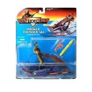 Waterworld Smoker Thunder Ski アクションフィギュア 131002fnp