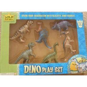Wild Republic (ワイルドリパブリック) Dino プレイセット