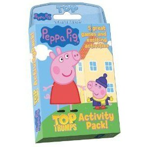 Winning Moves Top Trumps Peppa Pig