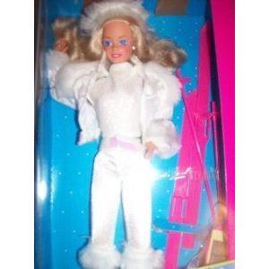WINTER FUN Barbie(バービー) - 1990 ドール 人形 フィギュア