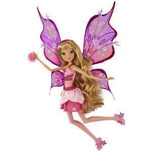Winx Club Believix Power Deluxe Flora Doll, 11.5 ドール 人形 フィギュア