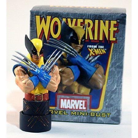 Wolverine (ウルヴァリン) Mini Bust Bowen Designs! フィギュア おもちゃ 人形