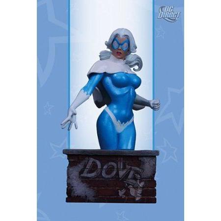 Women Of The DCU Ser 3 Dove Bust フィギュア おもちゃ 人形