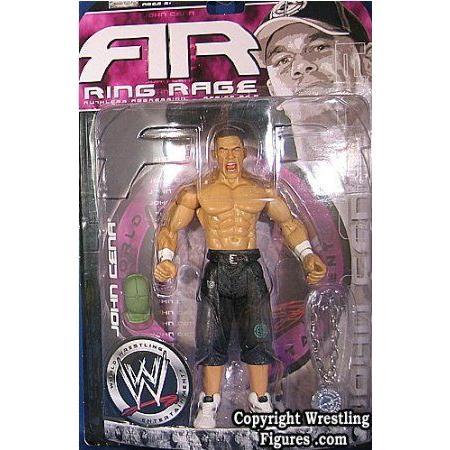 WWE (プロレス) JAKKS JOHN CENA (ジョン・シナ) RUTHLESS AGGRESSION 24.5 フィギュア