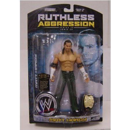 WWE (プロレス) Wrestling Ruthless Aggression Series 29 アクションフィギュア Matt Hardy