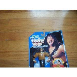 WWF (プロレス アメリカンプロレス) Headshrinker SAMU Rikishi Hasbro (ハスブロ) Wrestling アクション