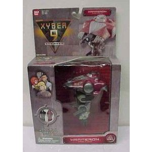 Xyber 9 New Dawn Hammeron Attack Fighter