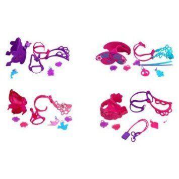 Zhu Zhu Pets (チューチューペット) Ponies Accessories フィギュア おもちゃ 人形