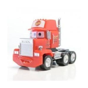 ディズニー Cars Hyper Mac Truck Gashapon - Rusty's Cab (2.5 フィギュア) 131002fnp