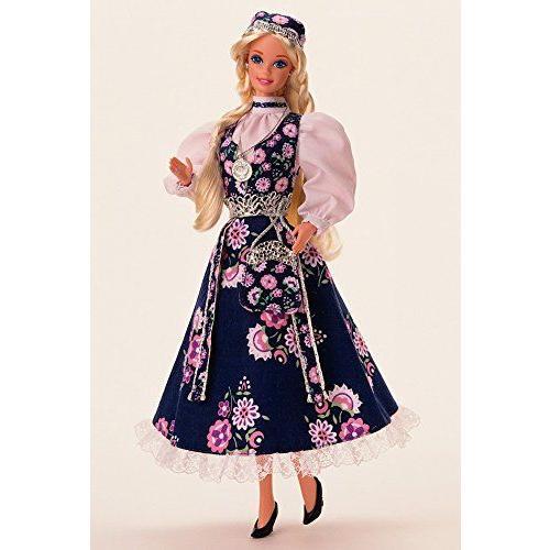 ノルウェー(ノルウェジアン)バービー Norwegian Barbie 14450