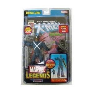 マーベル Legends Series 10 Cyclops フィギュア - Variant X-Factor Outfit 131002fnp