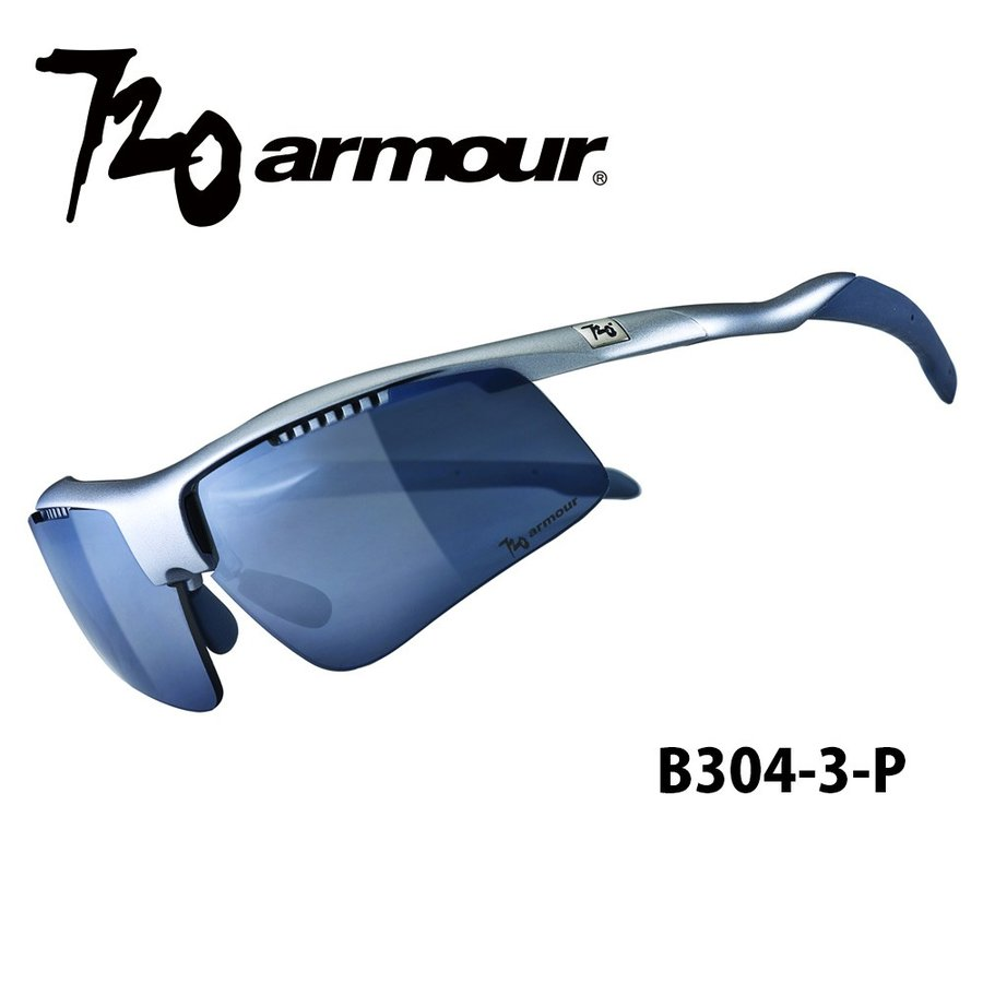720armour サングラス Dart ノーマルレンズ B304-3-Pセブントゥエンティアーマー アイウェア 耐衝撃性 マグネット式レンズ着脱システム