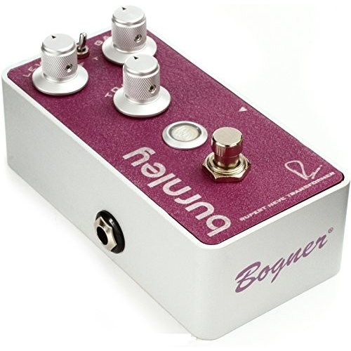 Bogner◆BURNLEY Distortion◆NEVEトランス搭載 ディストーション|worldmusic