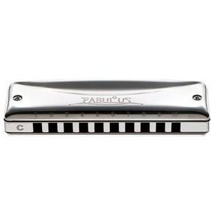Suzuki F-20E Fabulous Series Diatonic Harmonica Bb/鍵盤楽器
