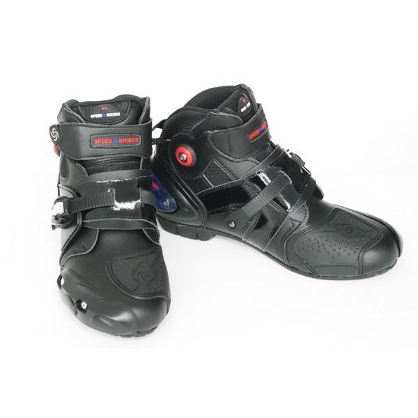 Riding Tribe レーシングブーツ ライディングシューズ RS 43 26.5cm バイク ブーツ シューズ 靴 メンズ