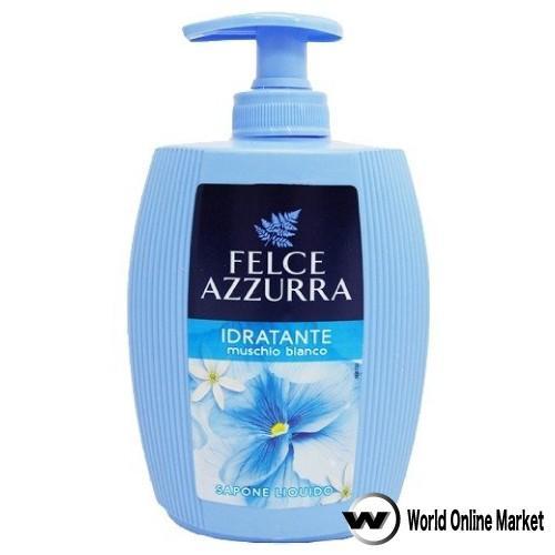 フェルチェアズーラ ハンドソープ ホワイトムスク 300ml 手洗い洗剤 FELCE AZZURRA