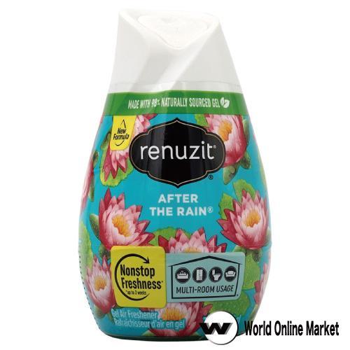 リナジット 芳香剤 アフターザレイン renuzit