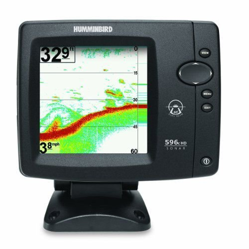Humminbird 407910-1 Fishfinder 596c HD