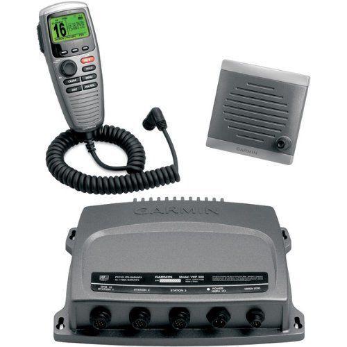 VHF 300 Marine Radio - GARMIN