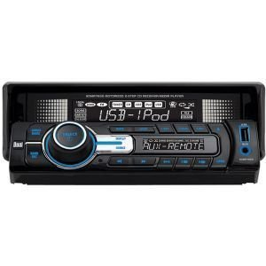 In-Dash AM/FM/CD/MP3/WMA Receiver with Direct USB Control for iPod/iPhone