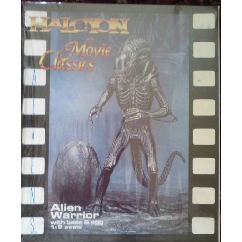 Movie Classics エイリアン Warrior Model Kit