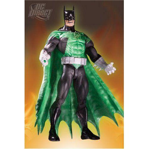 グリーンランタン シリーズ 3: バットマン as a グリーンランタン アクション フィギュア