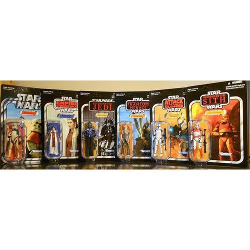 スターウォーズ Vintage アクション フィギュア コレクション 2012 wave 6 セット of six bundle lot pac
