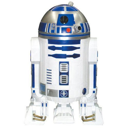 スターウォーズ R2-D2 Wastebasket / Trash can (2011 Model 60 cm tall) [JAPAN]