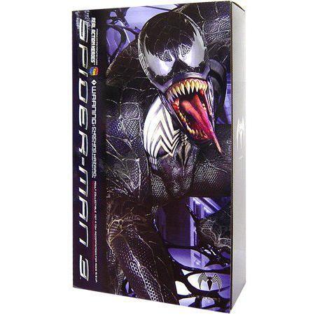 スパイダーマン 3 Sideshow Medicom リアル アクション ヒーロー Movie 12 Inch フィギュア Venom