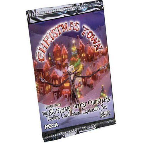 """Neca ナイトメアビフォアクリスマス """"クリスマス Town"""" NBX Booster Box"""