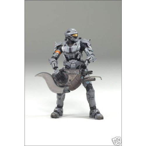 ヘイロー(Halo) 3 McFarlane Toys シリーズ 6 MEDAL EDITION 限定 アクション フィギュア STEEL Spartan