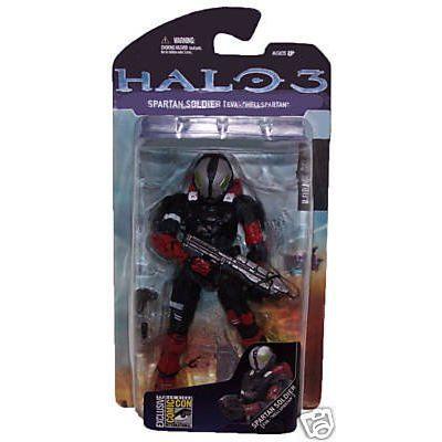 ヘイロー(Halo) 3 シリーズ 2 Spartan Soldier EVA HELLSPARTAN