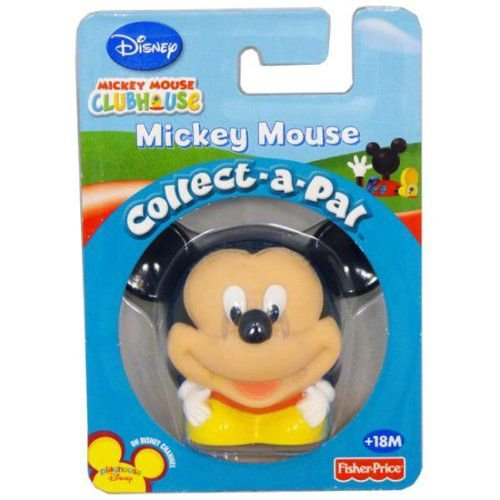 Fisher Price Licensed Collect A Pal Assortment ミッキーマウス Case Pack 15
