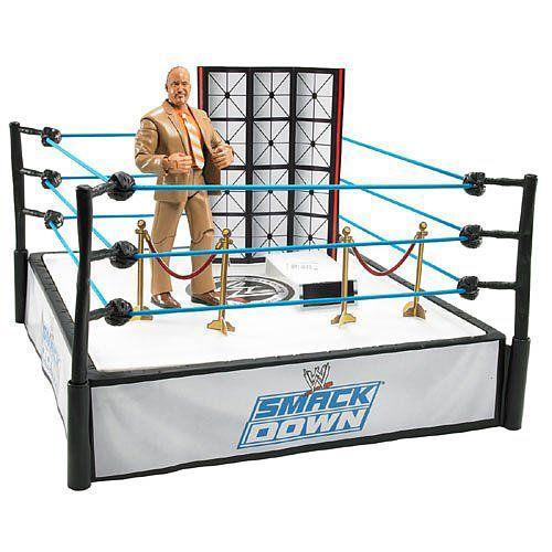 ワールドレスリング(WWE) シリーズ 6 Ring and アクション フィギュア - MVP VIP Lounge