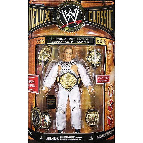 ワールドレスリング(WWE) レスリング Classic デラックス 限定 アクション フィギュア Shawn Michaels Wr