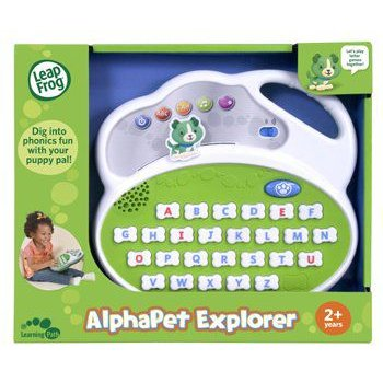 5 パック LeapFrog(リープフロッグ) ENTERPRISES LeapFrog(リープフロッグ) ALPHAPET EXPLORER 対象年齢 2
