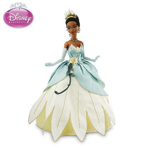 Disney(ディズニー) プリンセス Tiana Bayou ウェディング ドレス 人形