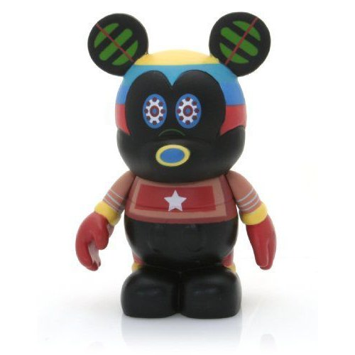 "Disney(ディズニー) Vinylmation(バイナルメーション) ~3"" デザイナー フィギュア [""Pinball"" by Mark"