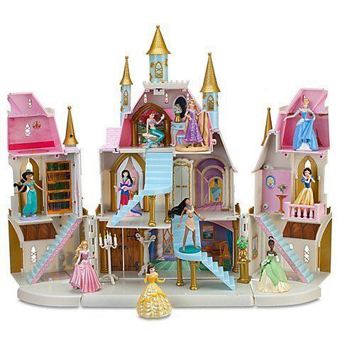 Disney(ディズニー) プリンセス マジカル 城 プレイセット